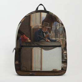 A Group of Danish Artists in Rome - Constantin Hansen Backpack