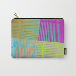 Di-simetrías Color Carry-All Pouch