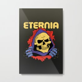 eternia. Metal Print