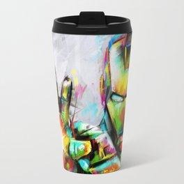 I am... Travel Mug
