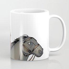 Numero 2 -Cosi che cavalcano Cose - Things that ride Things- Coffee Mug