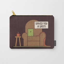 Saved You a Spot Carry-All Pouch