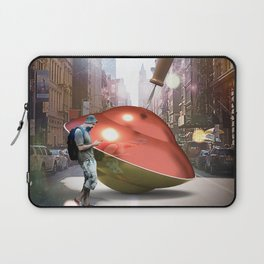 Spinning Top Hipster Laptop Sleeve