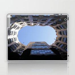 Barcelona Photography - Casa Mila La Pedrera Laptop & iPad Skin