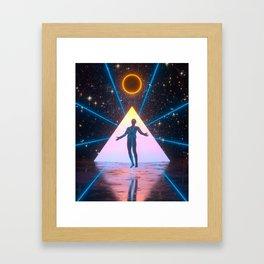 Eclipse Cult Framed Art Print