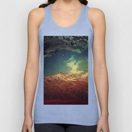 Dream Mountains Unisex Tank Top