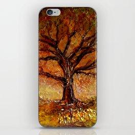 Elemental Grandeur iPhone Skin