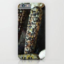 Indian Corn 2 iPhone Case