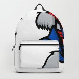 Thomas Jefferson Mascot Backpack