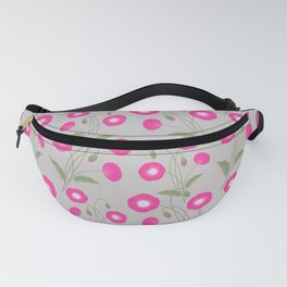 Poppies. 2 Fanny Pack