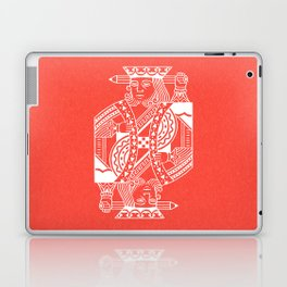 Creativity Is King Laptop & iPad Skin
