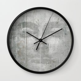 Buddha Painting Wall Clock
