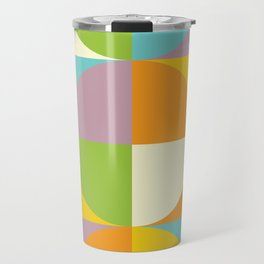 Quarters Quilt 2 Travel Mug