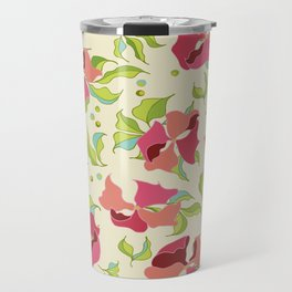 Power Flowers – Spring Travel Mug