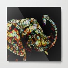 Elephant dream Metal Print