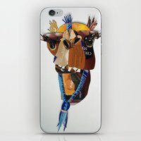 camel iPhone & iPod Skins featuring Camel by Ruud van Koningsbrugge
