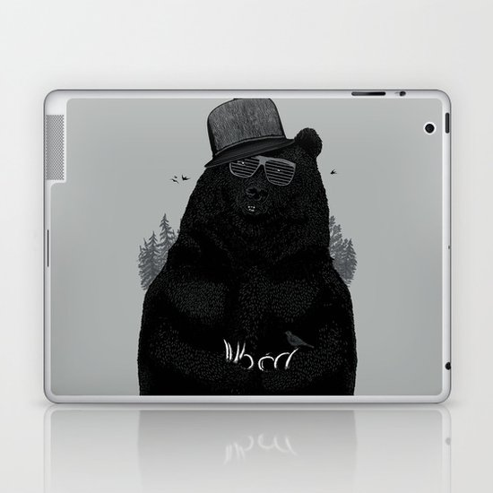 Wood Tang Clan Laptop & iPad Skin