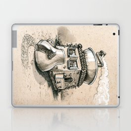Coffee House Laptop & iPad Skin