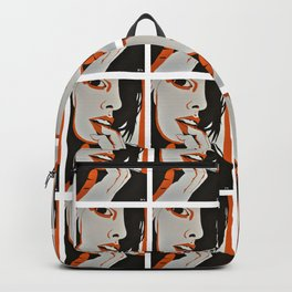 Girls Of MySpace (Lyric2) Backpack