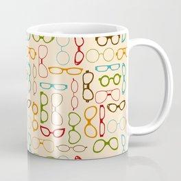 Retro glasses Coffee Mug