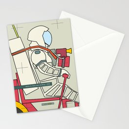 Astronaut 1969 Stationery Cards