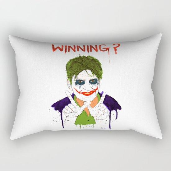 The new joker? Rectangular Pillow