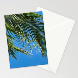 Palm Fronds In The Sky Stationery Cards
