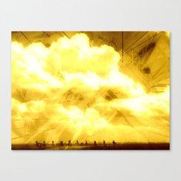 CADILLAC RANCH 2 Canvas Print