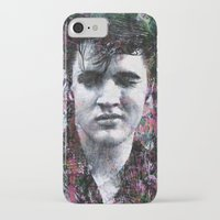 elvis iPhone & iPod Cases featuring ELVIS PRESLEY by Vonis