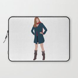 Amy Pond: The Girl Who Waited Laptop Sleeve