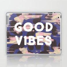 Good Vibes Abstract Camo Pattern Laptop & iPad Skin