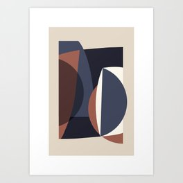 Abstract IX Art Print