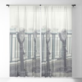 the committee Sheer Curtain
