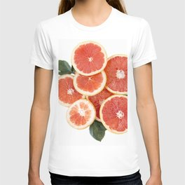 Grapefruit & Roses 01 T-shirt