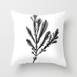 Seaweed 03 Throw Pillow