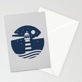 Light my way Stationery Cards