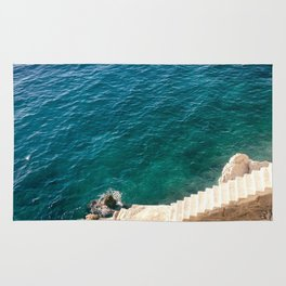 Stairs to the Sea Rug