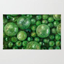 Greenballs Rug