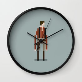 Cap'n Mal Wall Clock