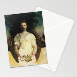 Abbott Handerson Thayer - My Children (1910) Stationery Cards