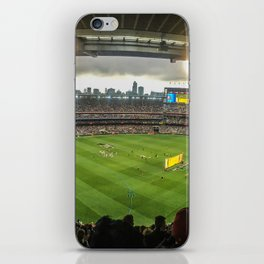Let the Games Begin at the MCG iPhone Skin