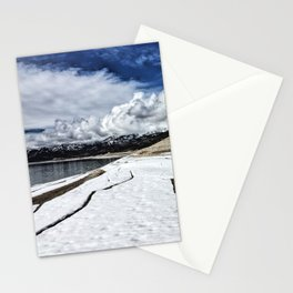 Palisades Reservoir-Idaho Stationery Cards