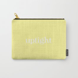 uptight woman Carry-All Pouch