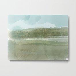 River Bottom Metal Print