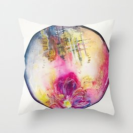 The Birdcage Throw Pillow