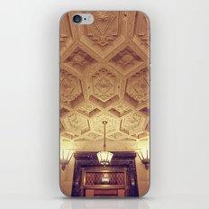 Alamo Ceiling iPhone & iPod Skin