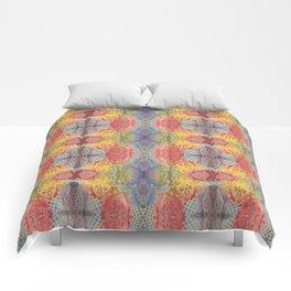 Turkish Pattern Comforters