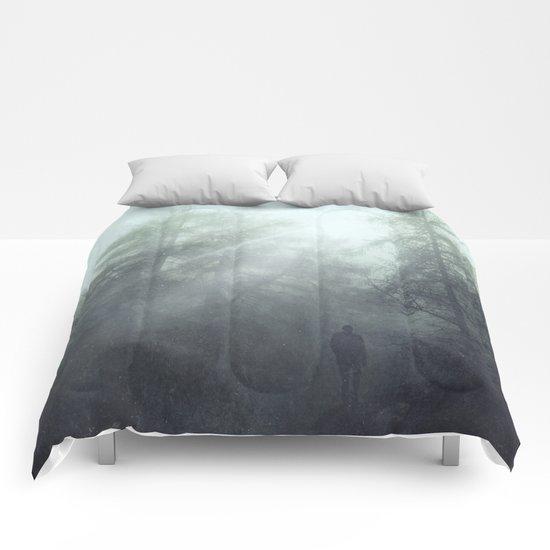 enter the wild Comforters