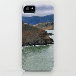 A Peaceful Morning  in Pacifica iPhone Case