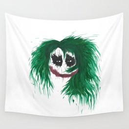 The Joker. Why so serious? Wall Tapestry